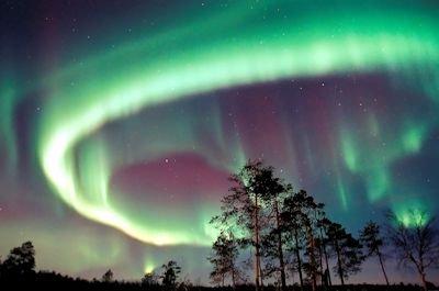 voir les aurores boreales en finlande laponie en 2020 2021 2022 voyage sejour