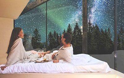 voyage sejour finlande laponie ete 2020 2021 2022 hotel igloo de verre glass igloo scandinavie suede norvege