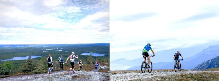 sejour voyage finlande laponie printemps ete 2020 2021 2022 rando velo vtt mountain national parks scandinavie suede norvege